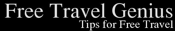 Free Travel Genius – Tips for free travel