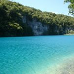 The most incredible bodies of water I've ever seen at Plitvice