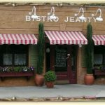 Picture of the front of Bistro Jeanty