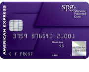 American Express Starwood Credit Card
