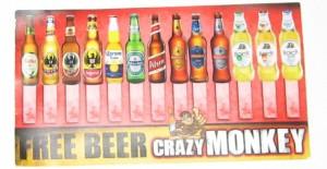 Free Beer Card
