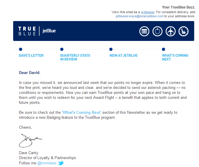 Jetblue8217s Miles Won8217t Expire